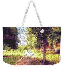 Contemporany Weekender Tote Bag