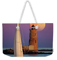 Convergence Weekender Tote Bag by Larry Landolfi