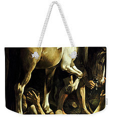 Conversion On The Way To Damascus Weekender Tote Bag