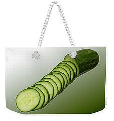 Cool As A Cucumber Slices Weekender Tote Bag