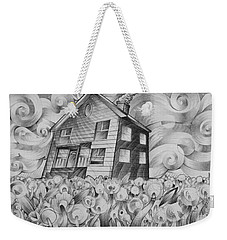 Cool Spring Night Weekender Tote Bag