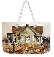 Water Pump Weekender Tote Bag