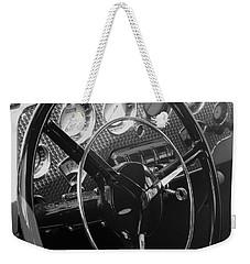 Cord Phaeton Dashboard Weekender Tote Bag