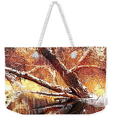 Cordukes Creek  Weekender Tote Bag by Jim Vance