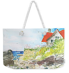 Cornfield Point Old Saybrook Weekender Tote Bag