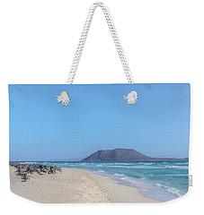 Corralejo - Fuerteventura Weekender Tote Bag