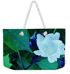 Cotton Blossom Weekender Tote Bag