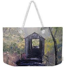 Covered Bridge 1 Weekender Tote Bag