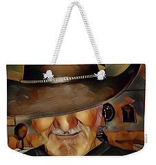 Cowboy Weekender Tote Bag by Robert Smith
