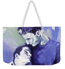 Cradle My Heavy Heart Weekender Tote Bag