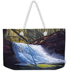 Creation Falls Weekender Tote Bag