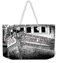 Crimson Tide Weekender Tote Bag