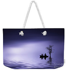 Weekender Tote Bag featuring the photograph Cruise by Bess Hamiti