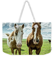 Curious Friends Weekender Tote Bag
