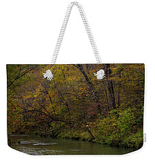 Current River 8 Weekender Tote Bag by Marty Koch