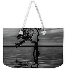 Cypress Reflections Weekender Tote Bag