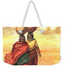 Daily Desert Dance  Weekender Tote Bag