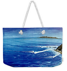 Dana Point 1950s Weekender Tote Bag
