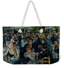 Dance At Le Moulin De La Galette  Weekender Tote Bag