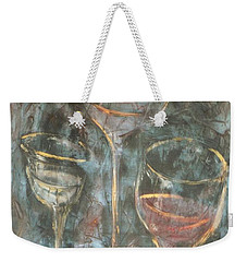 Dancing Glasses Weekender Tote Bag