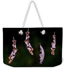 Dancing Leaves Weekender Tote Bag