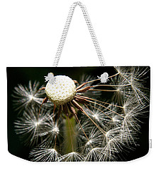 Dandelion Weekender Tote Bag by Ralph A  Ledergerber-Photography