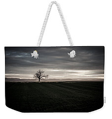 Dark And Light Weekender Tote Bag by Miguel Winterpacht