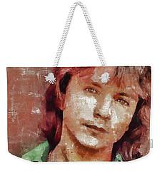 David Cassidy, Singer And Actor Weekender Tote Bag
