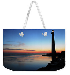 Dawn At Barnegat Light Weekender Tote Bag