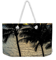 Day Is Done Weekender Tote Bag