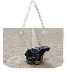 Death Valley Racetrack Weekender Tote Bag