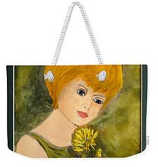 Debbie Weekender Tote Bag