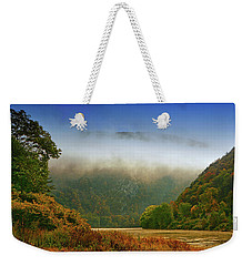 Delaware Water Gap Weekender Tote Bag by Raymond Salani III