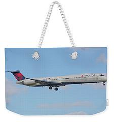 Delta Weekender Tote Bag