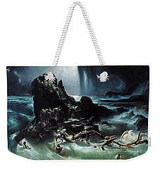 Deluge Weekender Tote Bag