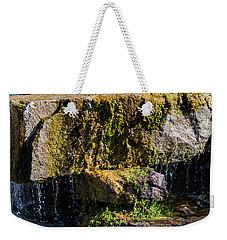 Desert Waterfall 2 Weekender Tote Bag