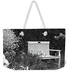 Desolate In The Garden Weekender Tote Bag