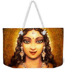 Devi Darshan Weekender Tote Bag
