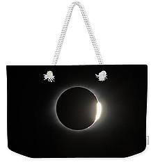 Diamond Ring Weekender Tote Bag