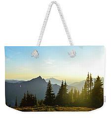 Dickerman Sunset Weekender Tote Bag
