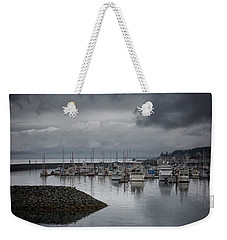 Discovery Harbour Weekender Tote Bag by Randy Hall