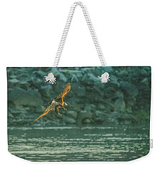 Diver Down Weekender Tote Bag by Jeff at JSJ Photography