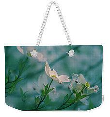 Dogwoods Evening Weekender Tote Bag by Rima Biswas