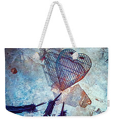 Don't Cage Me In Weekender Tote Bag
