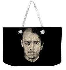 Double Jeopardy Weekender Tote Bag by Fred Larucci
