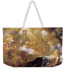 Dream Of Solomon Weekender Tote Bag