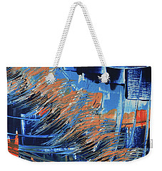 Dreaming Sunshine  Weekender Tote Bag by Cathy Beharriell