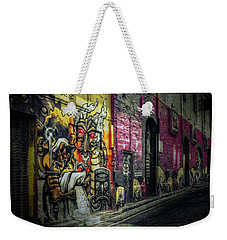 Weekender Tote Bag featuring the photograph Dreamscape by Wayne Sherriff