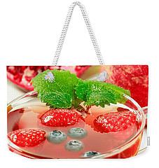 Drink Weekender Tote Bag