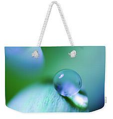 Dropped Weekender Tote Bag
